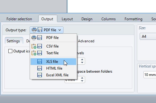 how to save smartform output into pdf